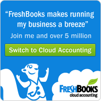 Freshbooks Invoicing and Cloud Accounting